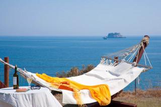 blue sea villa monambeles balcony