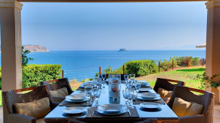 blue sea villa monambeles view sea