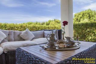 cleo villa monambeles breakfast