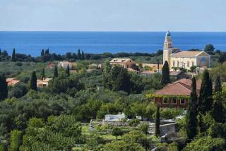 cleopatra villa monambeles sea view balcony