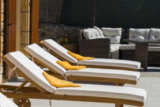 cleopatra villa monambeles sunbeds