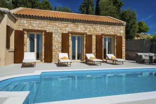 cleopatra villa monambeles swimming pool area