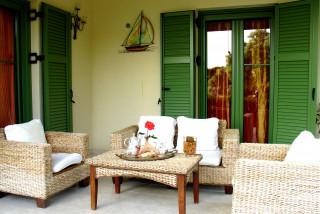 elvira villa monambeles veranda