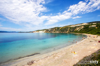 kefalonia monambeles villas minies beach