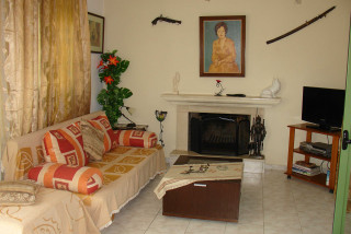 mary villa monambeles living room